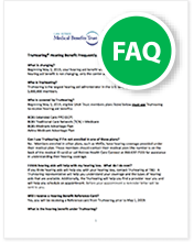 UAW Trust hearing aid coverage frequently asked questions