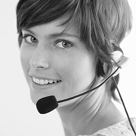 hearing aid call center female