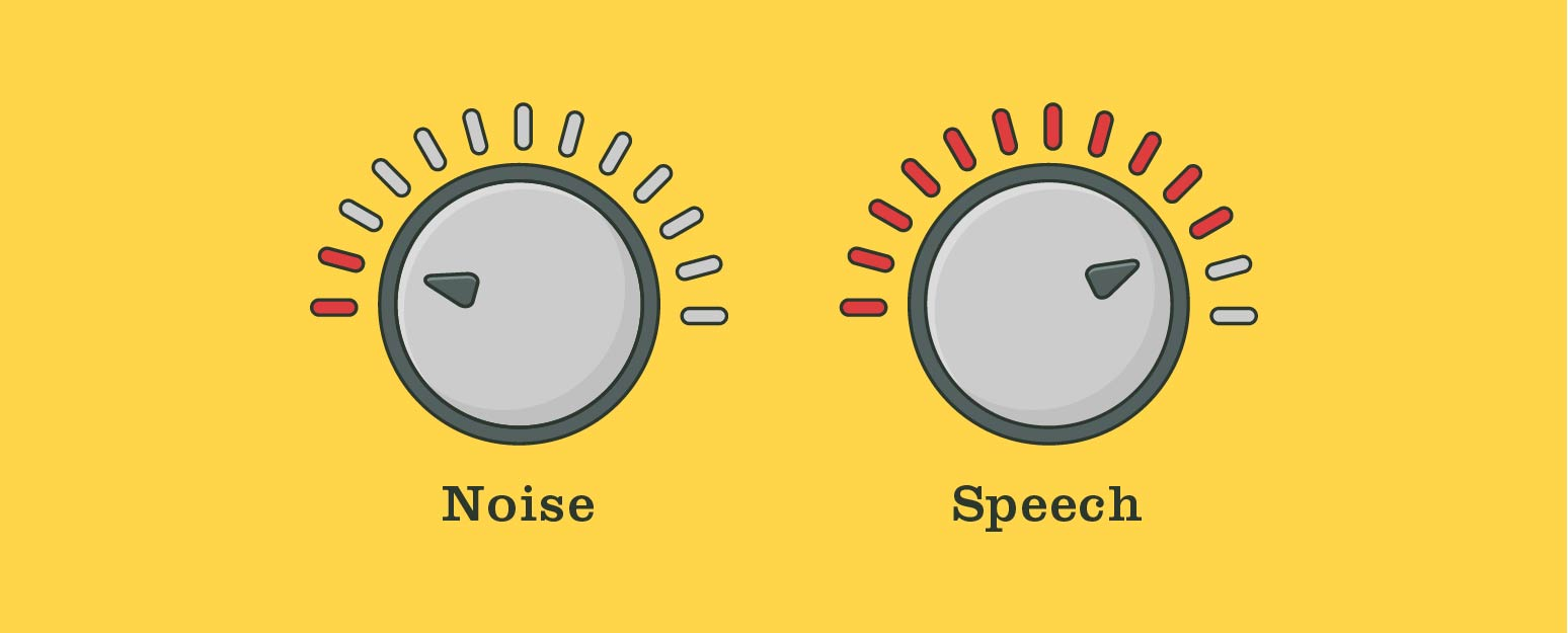 noise reduction and speech enhancement